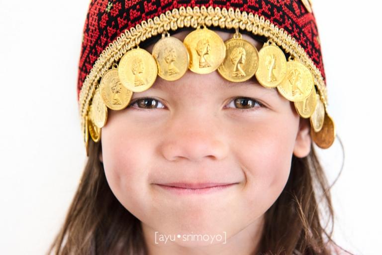 Jordanian Headdress